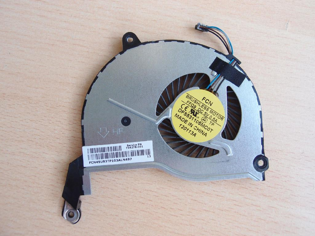 Вентилятор HP Pavilion 15-n028sr 15-n028