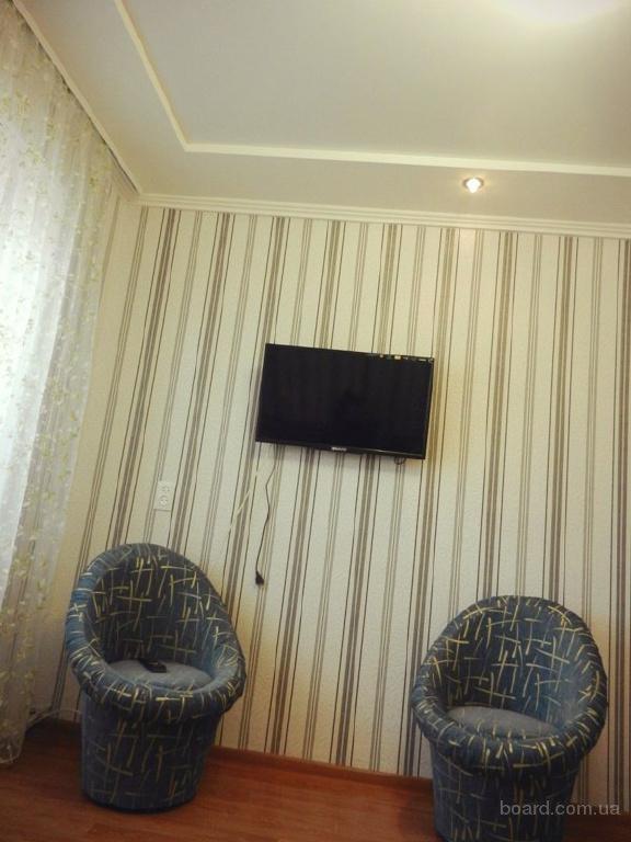 Двухкомнатная квартира в центре Бердянска. Ремонт 2015