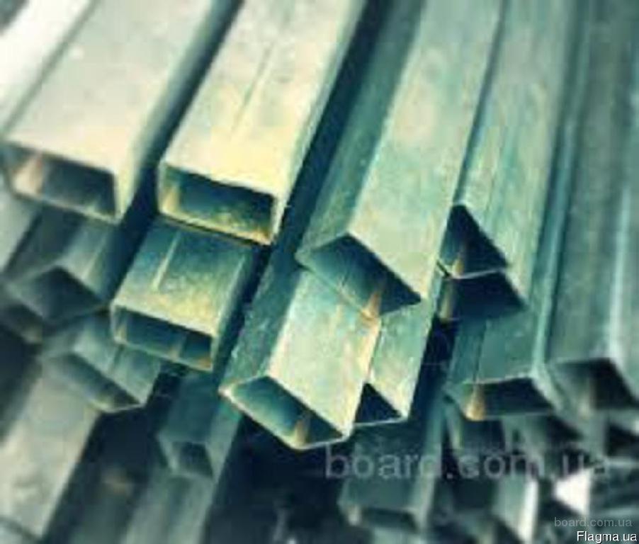 Труба профильная 100х80х5,100х80х7, 100х80х7, сталь 20