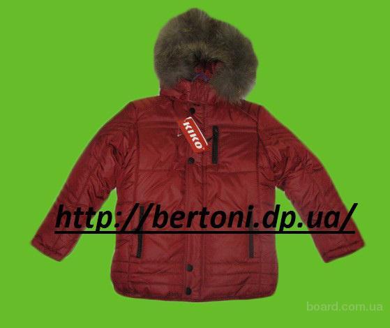 Куртка для мальчика Kiko 3036М