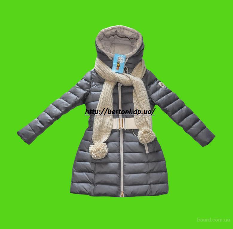 Пальто для девочек Donilo 3765