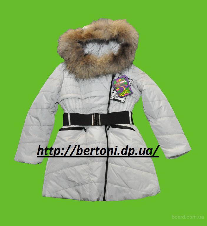Пальто для девочки Kiko 2956