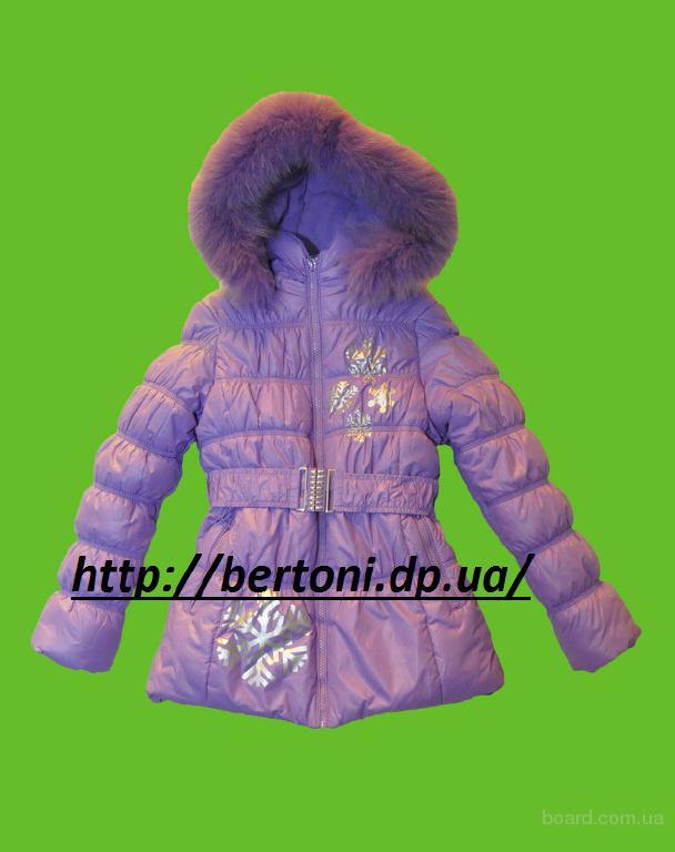 Пальто для девочек Donilo 2908