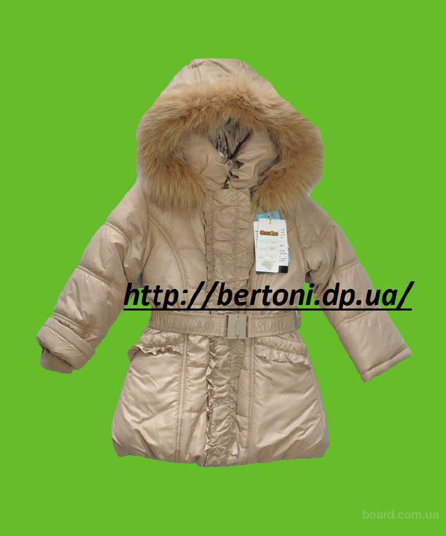 Пальто для девочек Donilo 2959