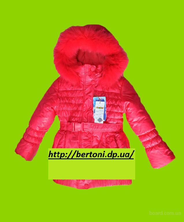 Пальто для девочек Donilo 2501М