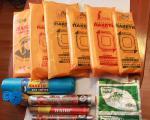 Пакеты, полиэтилен, полипропилен, фольга, стрейч, пергамент