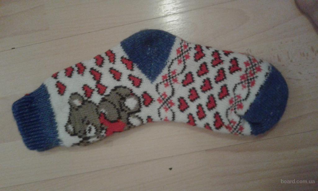 Продам шерстяные носки оптом