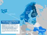 Импорт рыбы и морепродуктов из стран Скандинавии и Балтии оптом