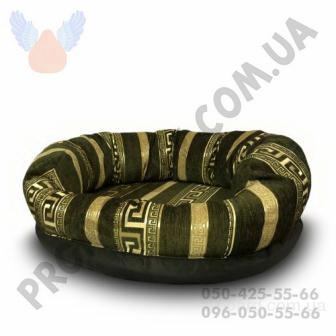 Стильный и удобный лежак для Вашей собаки