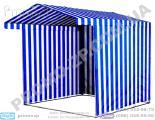 Палатка для уличной торговли 1.5х1.5 м Эконом. Купить торговую палатку.