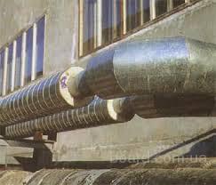 Коліно сталеве в ПЕ оболонці 133/225