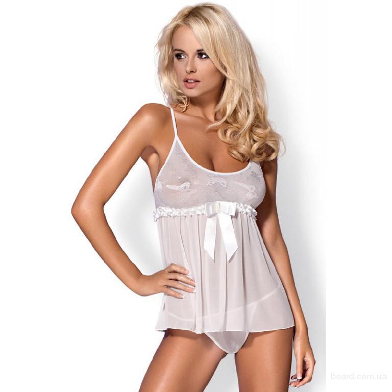Женское белье оптом низкие цены, Комплект Obsessive Mistia babydoll
