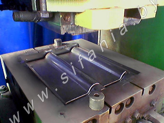 Линия по производству полимерно-песчаных изделий - ЛППИ