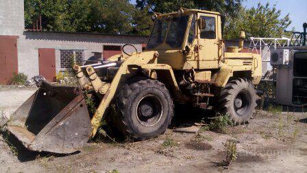 Купить трактор джисиби в москве бу