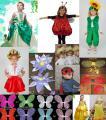 Прокат детских нарядных платьев и карнавальных костюмов для праздника Осени