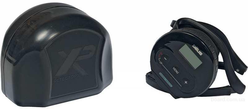 Наушники для металлоискателя DEUS WS4 прошивка 3,2