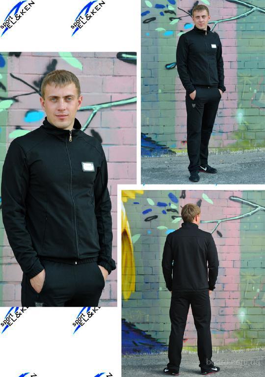 Спортивный мужской костюм от интернет магазина El&ken