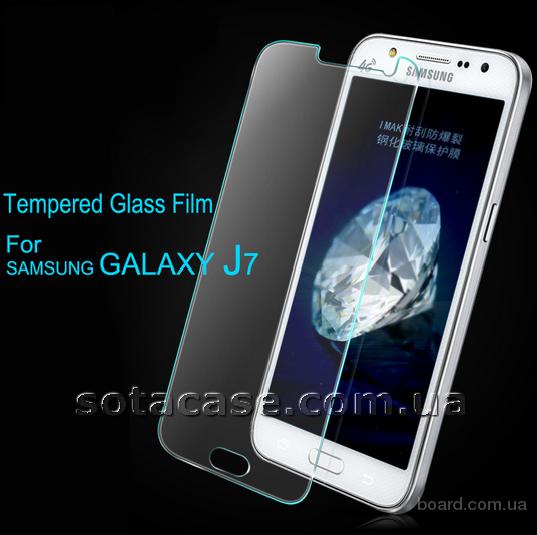 Защитное стекло для Samsung Galaxy J7 J700H