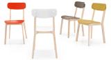 Мебель из Италии – стулья Calligaris Cream