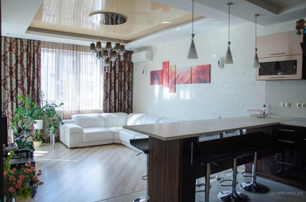 Сдам 3-х комнатную квартиру Базарная/ЖК Капитан