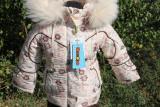 Детский комбинезон для девочек Donilo 3389 тинсулейт размер 80-110