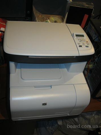 МФУ   HP Color LaserJet CM1312 (Laser Color)