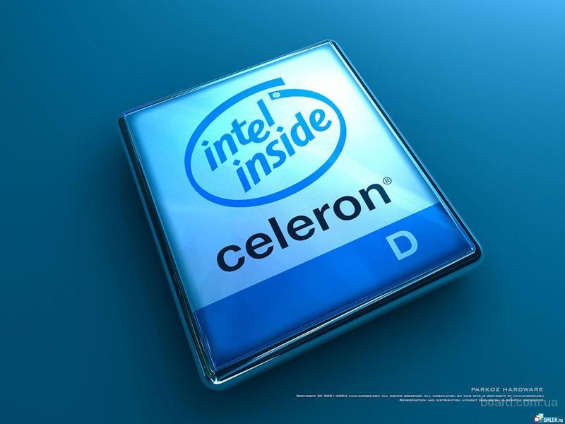 Компьютер Intel Celeron D346 4.0(3.06)GHz