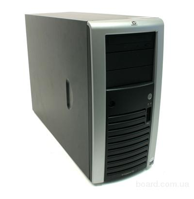 Сервер HP ProLiant ML150 G3 Intel Xeon Quad Core E5310 Clovertown 1.6GHz