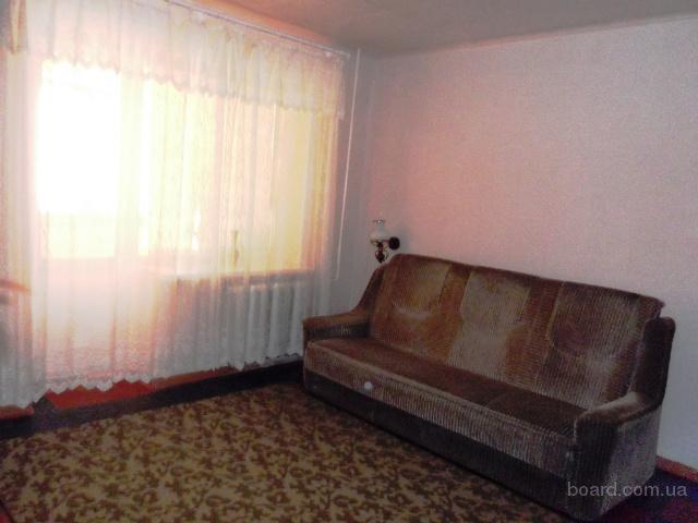 Сдам 1-комн. квартиру посуточно в центре от хозяина в Северодонецке.