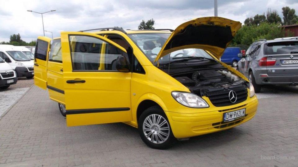 Авто-запчасти и авто-сервис микроавтобусов мерседес и фолцваген, одесса.