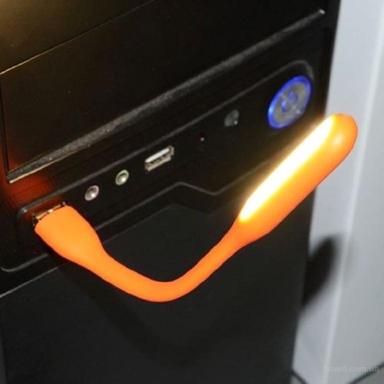 USB LED лампа, Светодиодная гибкая, портативный светильник