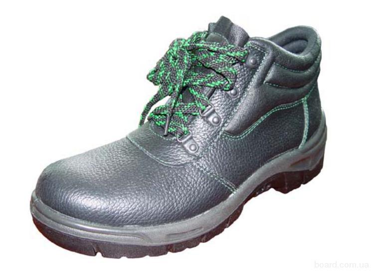 Ботинки кожаные со стальным носком  REIS BRR (Б – 219) 51 размер