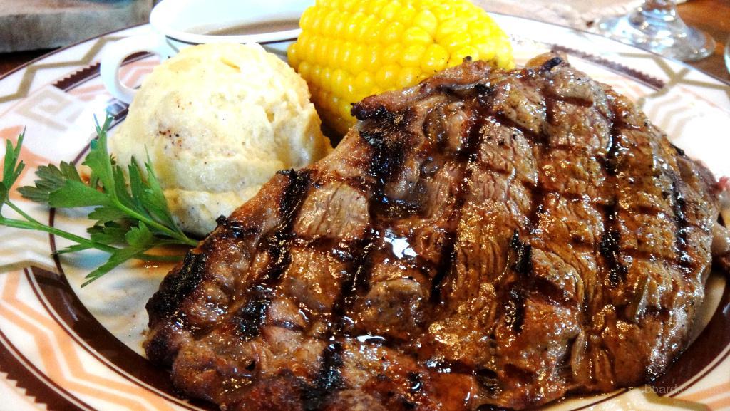 Ужин наы без мяса