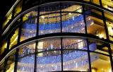 Купить светодиодную гирлянду дождь,гирлянда штора на окна