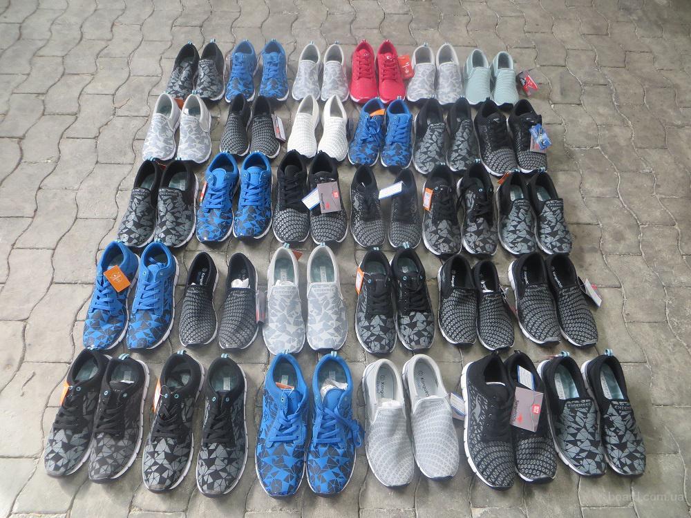 Обувь из Европы Kаngа Rооs. Chiemsее Mix. 30 пар. Размеры: 37-46.
