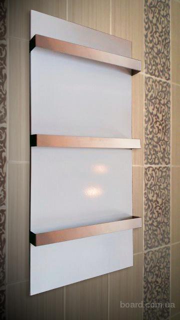 Обогреватель / панель для ванной Ecos 330 ВП 330 Вт. Полотенцесушитель