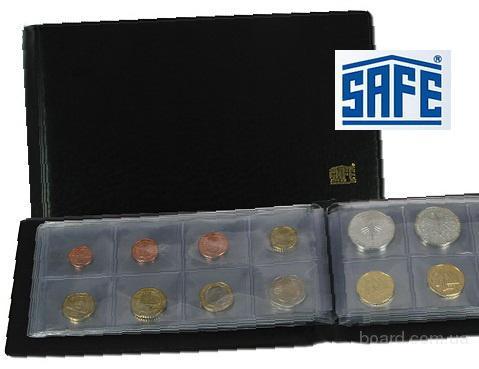 Альбом для монет SAFE (Сделано в Германии)