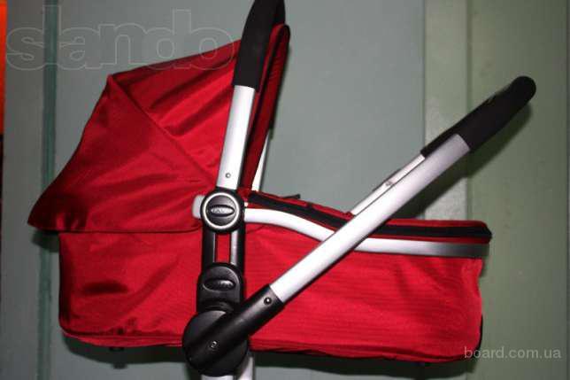 коляска Graco Symbio коляска 3 в 1 и 2 в 1