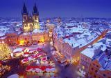 Новый Год, Рождество в Праге из Харькова!!!!! ОТ 500 ЕВРО!!!Включены 2 экскурсии!