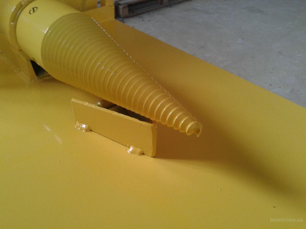 Комплектующие для винтового конусного дровокола - Главная