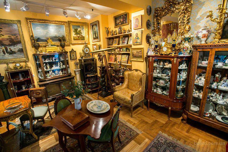 Продаётся уникальная частная колекция антиквариата
