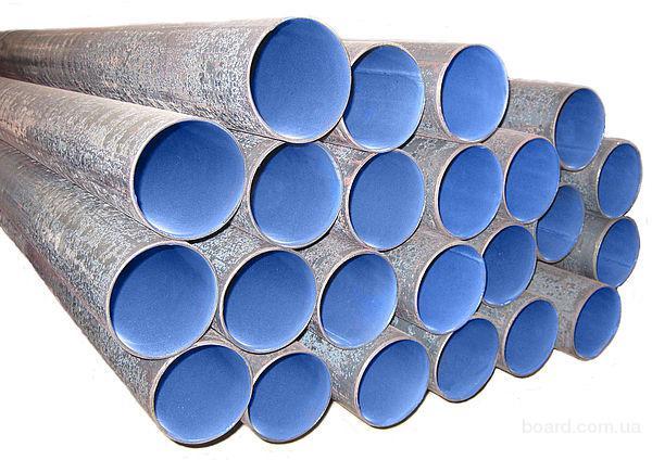 Труба ст. ГОСТ 10705 ø 76  емальована