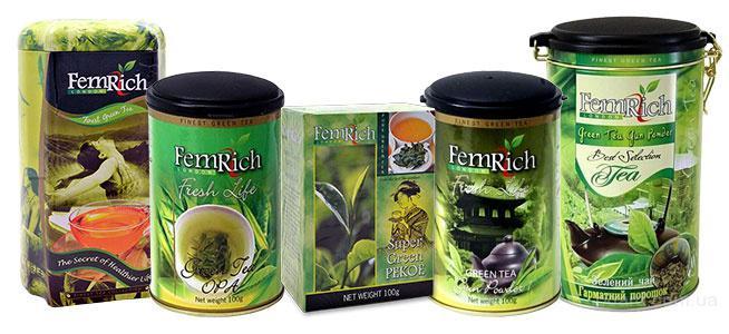 чай femrich купить