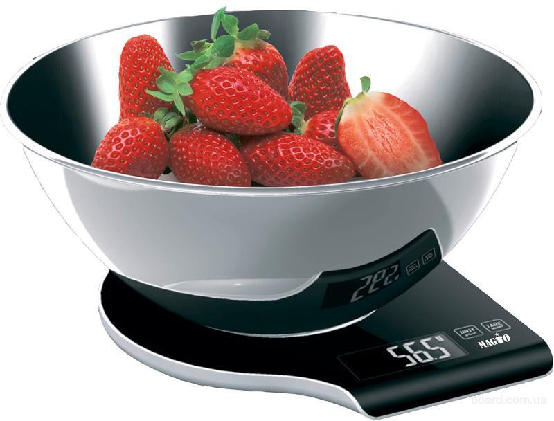 Весы кухонные электронные Polaris PKS 0741DG Italy макс.вес:7кг белый/рисунок