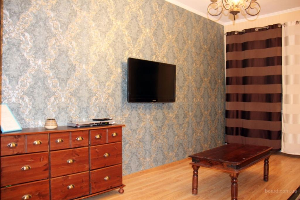 Сдача 2-ой квартиры посуточно в центре г.Киева