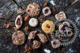 Эко печенье из натуральных ингредиентов, ручной работы для сыроедов и вегетарианцев Одесса