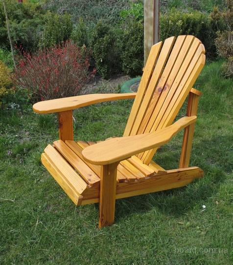 Крісло садове Адірондак