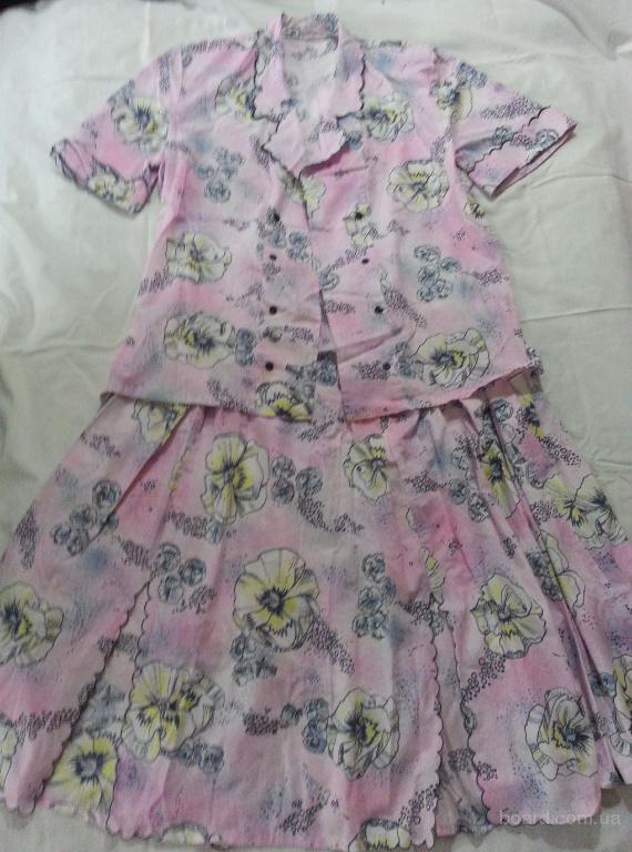 Женский костюм из кашемира доставка
