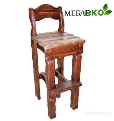 Барные стулья под старину, Стул Барный Добряк