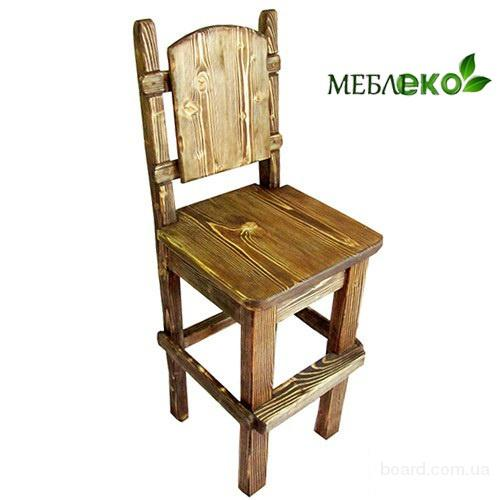 Барные стулья для дома \ кафе \ бара, Барный Стул Под Старину